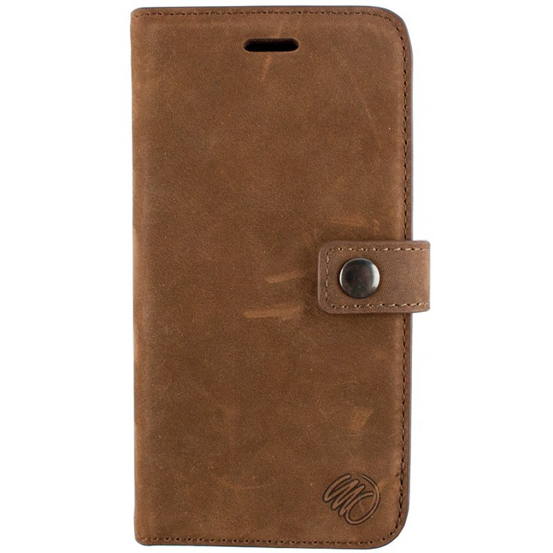iMoshion Moyland Wallet Case iPhone 6(S) bruin