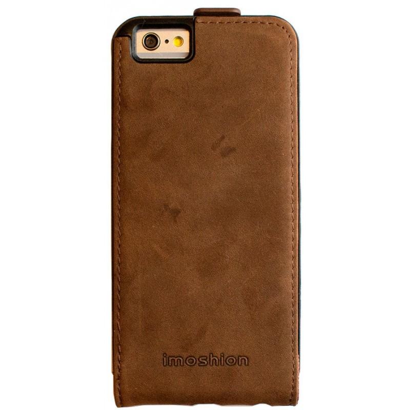 imoshion Moyland Flip Case iPhone 6 / 6S Brown
