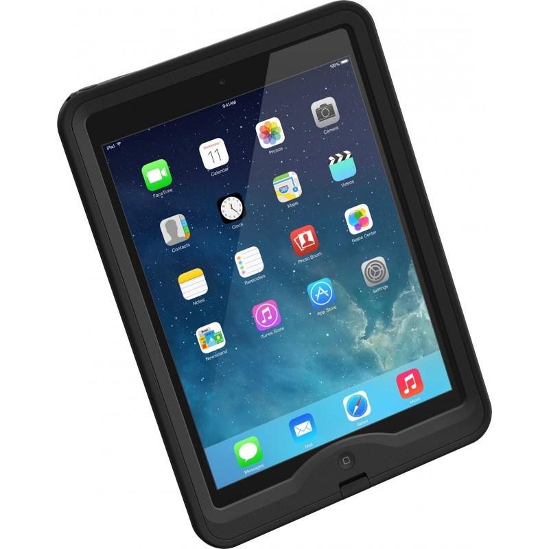Lifeproof Nüüd iPad Air 1 zwart