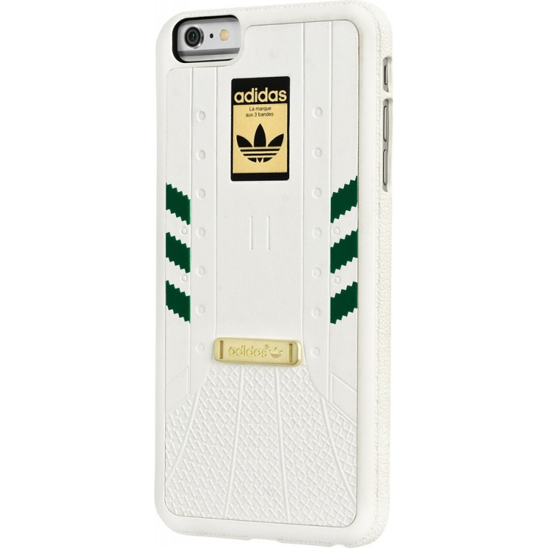 Adidas 1969 Moulded iPhone 6 Plus / 6S Plus White / Green