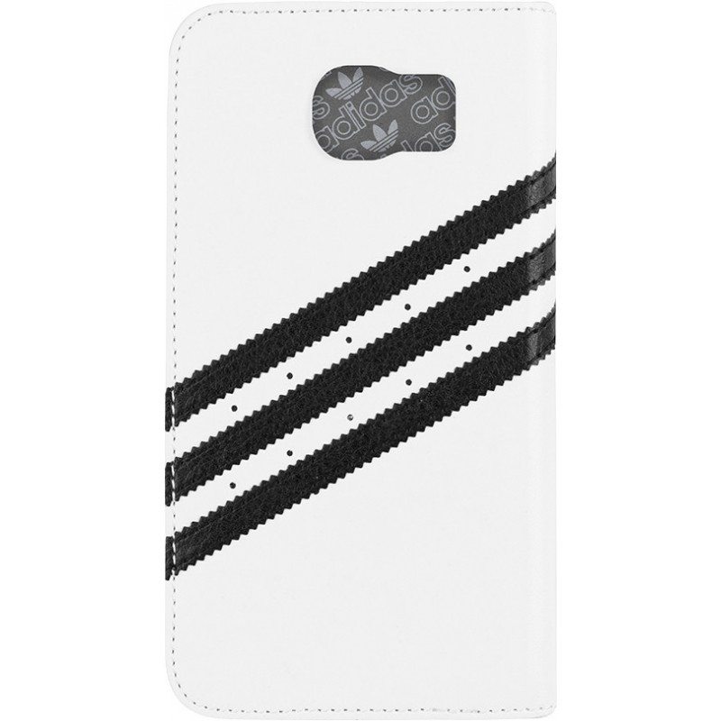 Adidas Basics Booklet Galaxy S6 White / Black