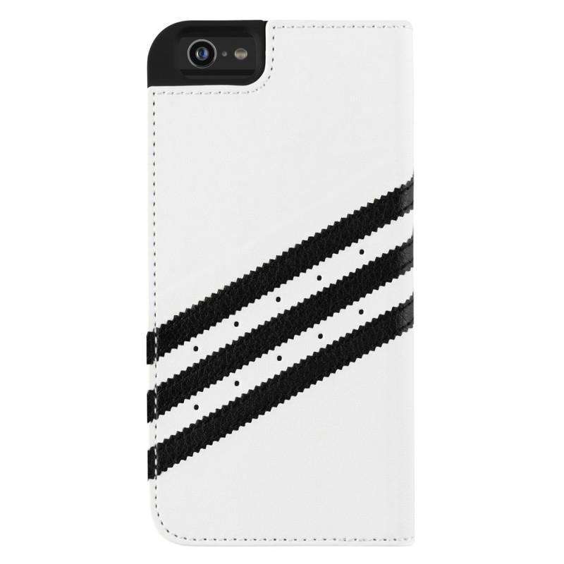 Adidas Basics Booklet iPhone 6 / 6S White / Black