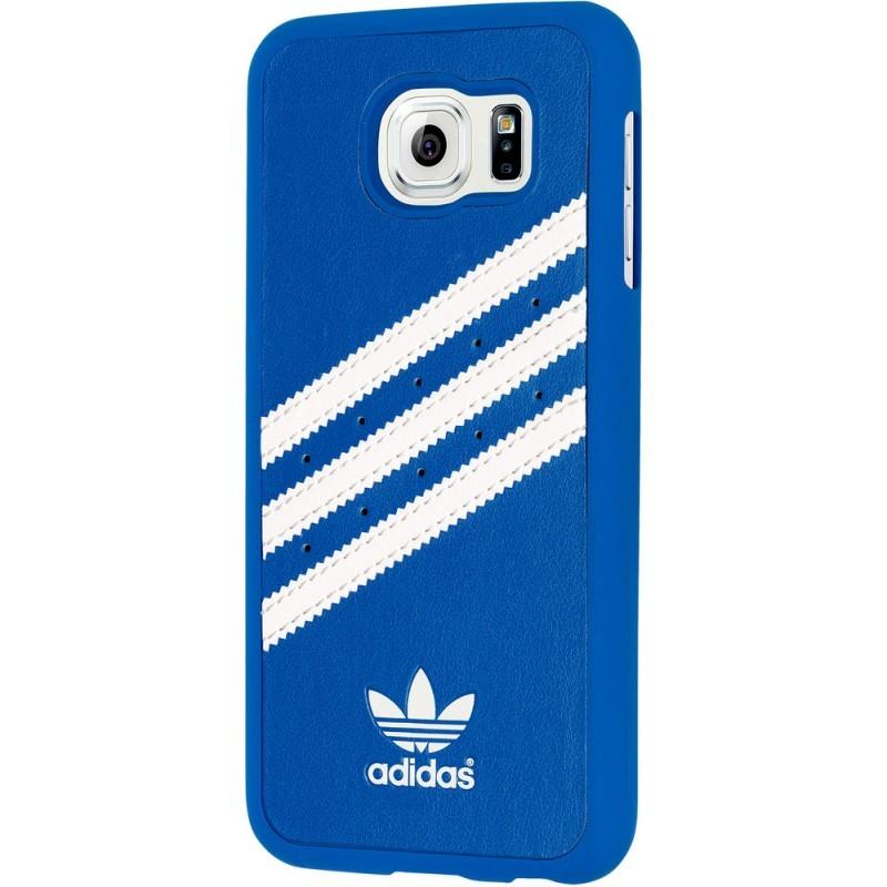 Adidas Basics Moulded Galaxy S6 Bluebird / White