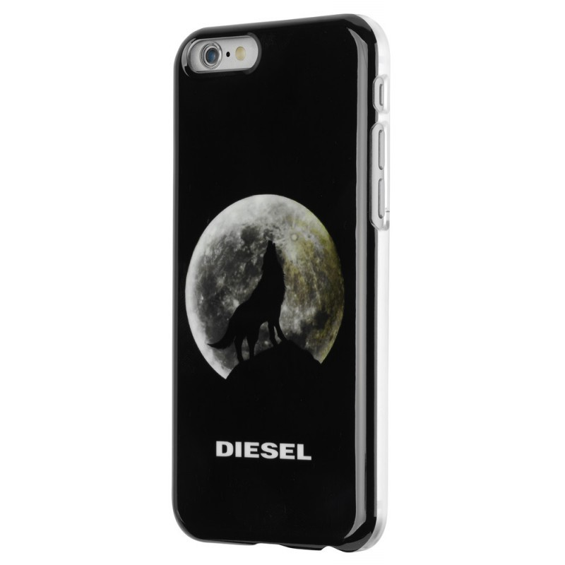 Diesel Pluton Wolf iPhone 6 / 6S Black