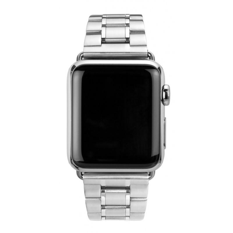 Steel Band Apple Watch 42mm Silver