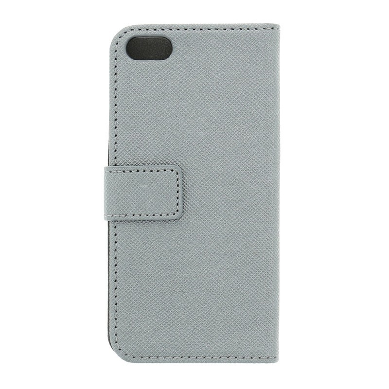 Guess Studded iPhone 5 / 5S Folio Case Silver