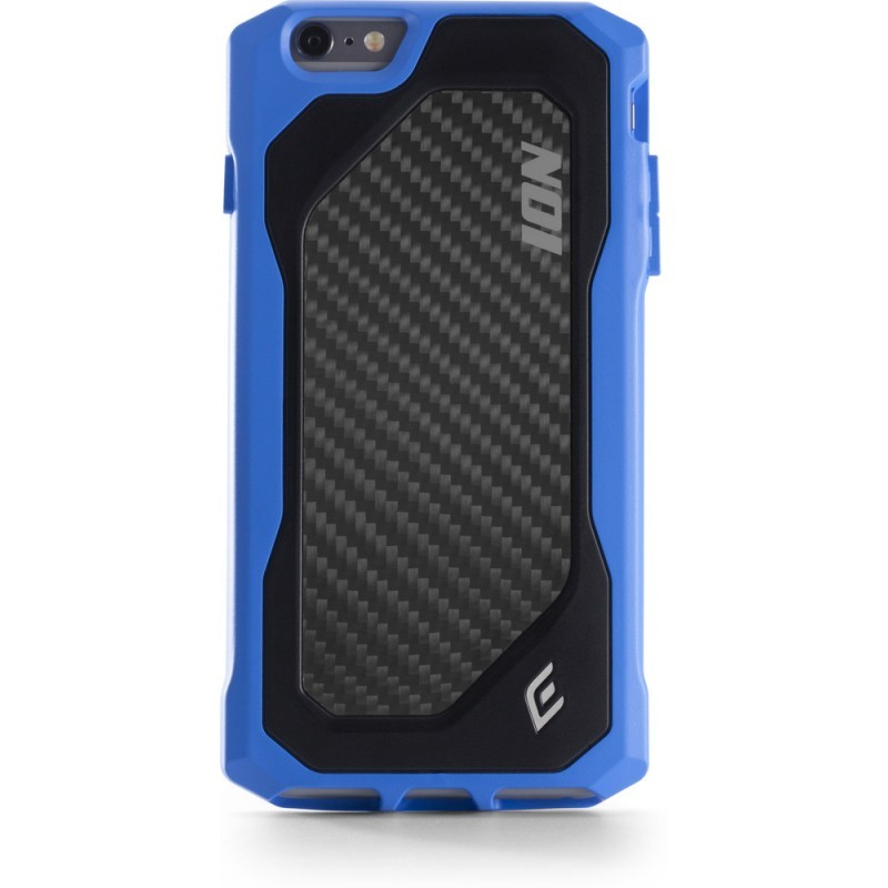 Element Case ION iPhone 6(S) Plus zwart/blauw