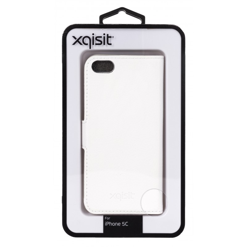 Slim Wallet iPhone 5C White