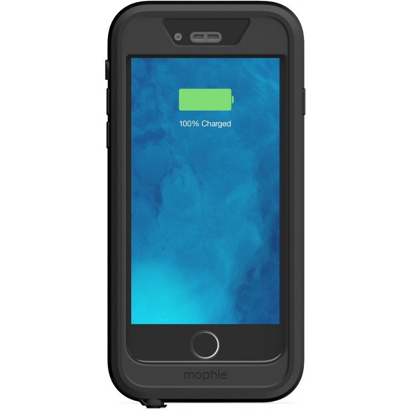 Mophie juice pack H2PRO iPhone 6(S) Plus zwart