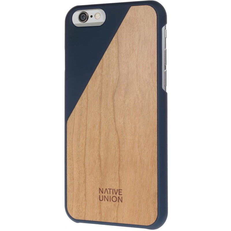 Native Union Clic Wooden iPhone 6 / 6S Marine