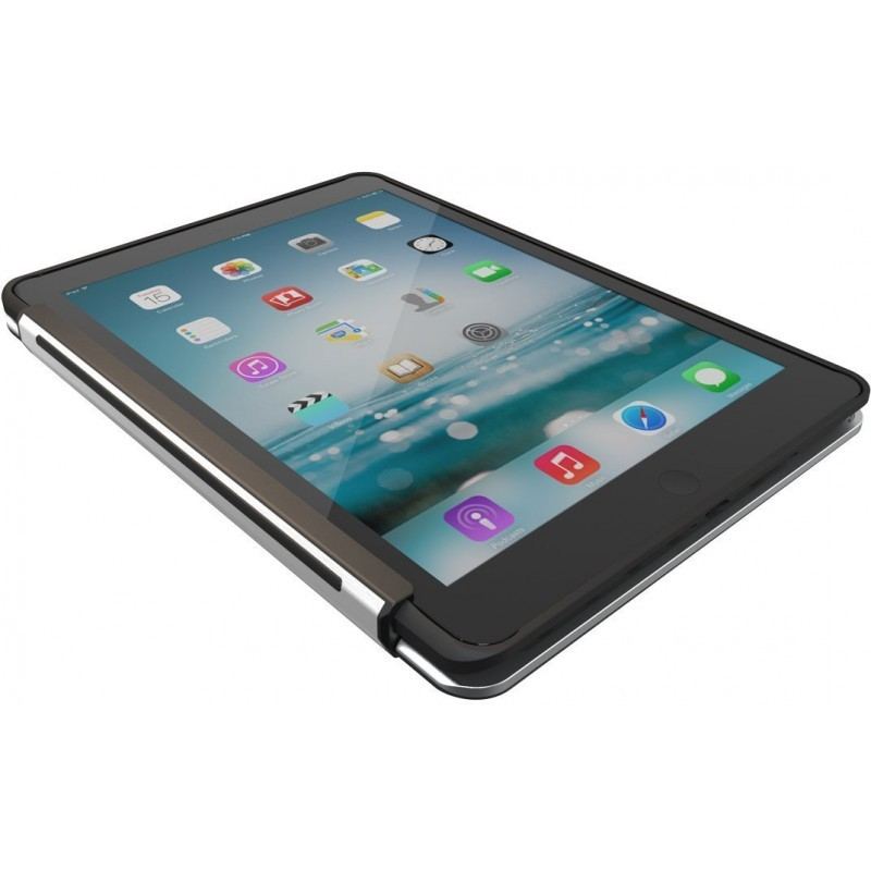 ZAGG Slim Book Case QWERTY iPad Mini 1/2/3 zwart