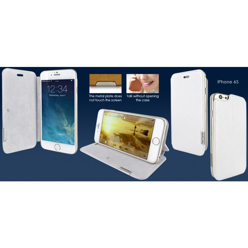 Piel Frama FramaSlim iPhone 6(S) wit