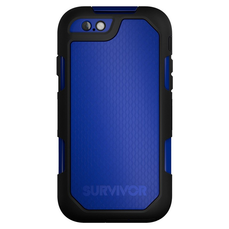Griffin Survivor Summit iPhone 6(S) Plus zwart/blauw