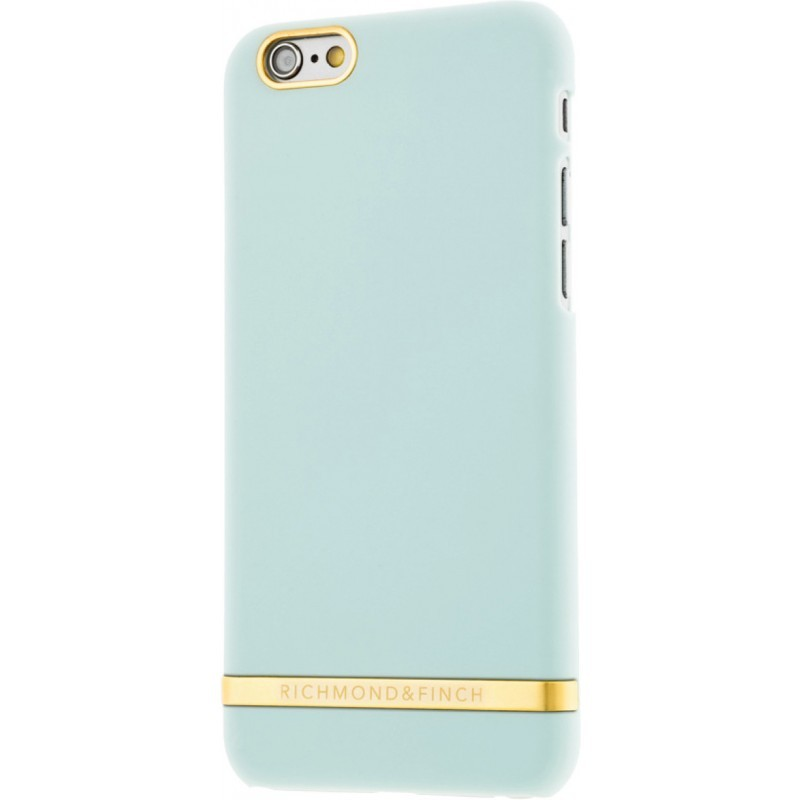 Richmond and Finch Smooth Satin Soft iPhone 6(S) blauw