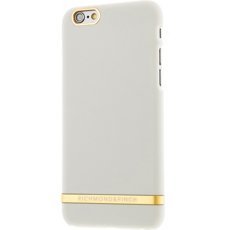 Richmond & Finch Smooth Satin Soft iPhone 6(S) Grey