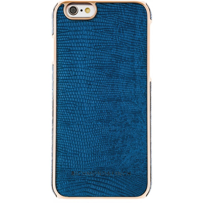 Richmond and Finch Framed Rose iPhone 6(S) Blue