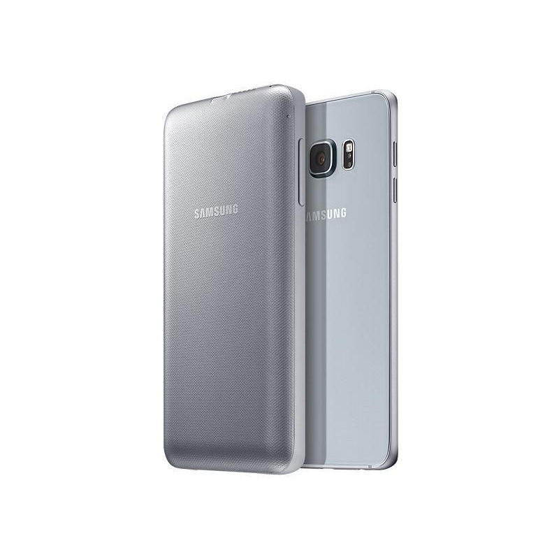 Samsung Power Cover Galaxy S6 Edge Plus zilver
