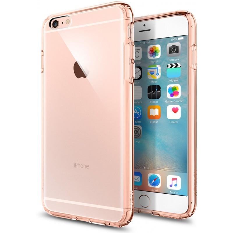 Spigen Ultra Hybrid iPhone 6(S) Plus Rose Crystal