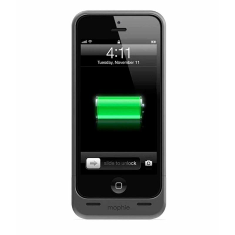 Mophie Juice Pack Helium iPhone 5(S)/SE zwart externe batterij