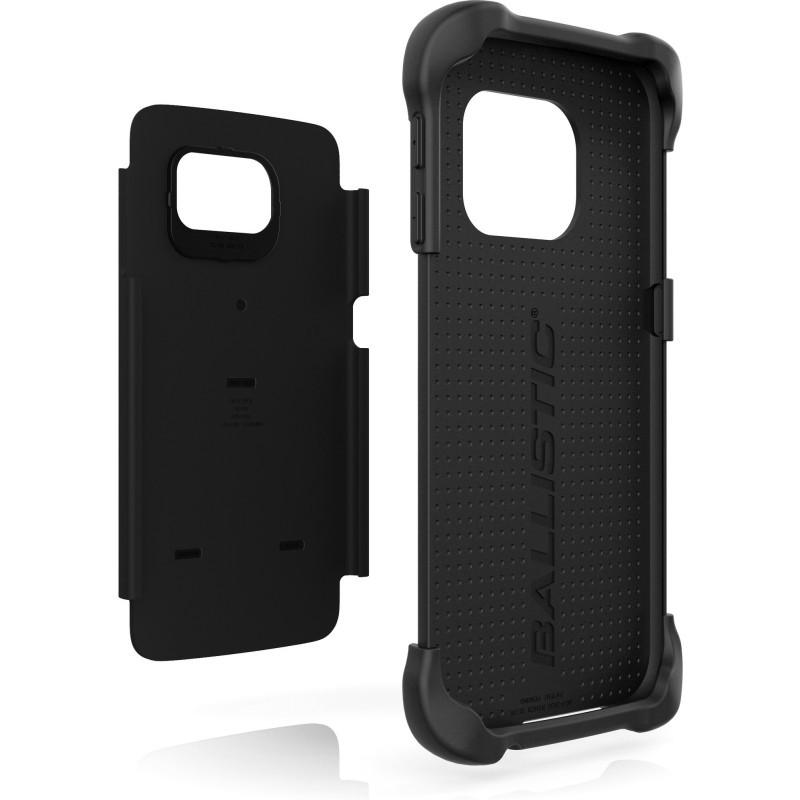 Ballistic Tough Jacket Galaxy S6 Edge Black
