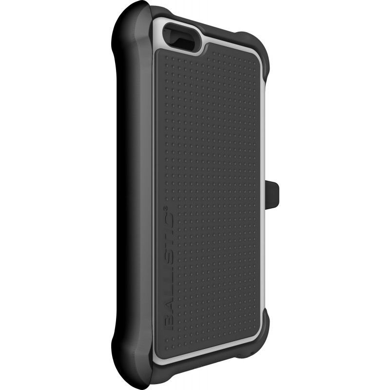 Ballistic Tough Jacket Maxx iPhone 6 / 6S Black / White