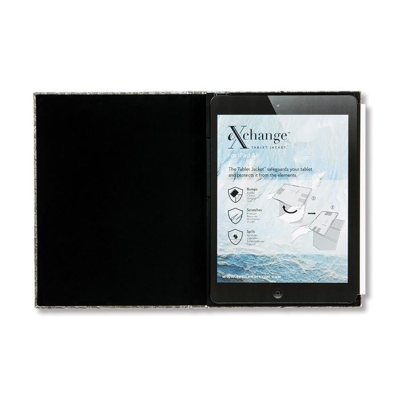 eXchange Tablet Jacket iPad Air Gold Inlay