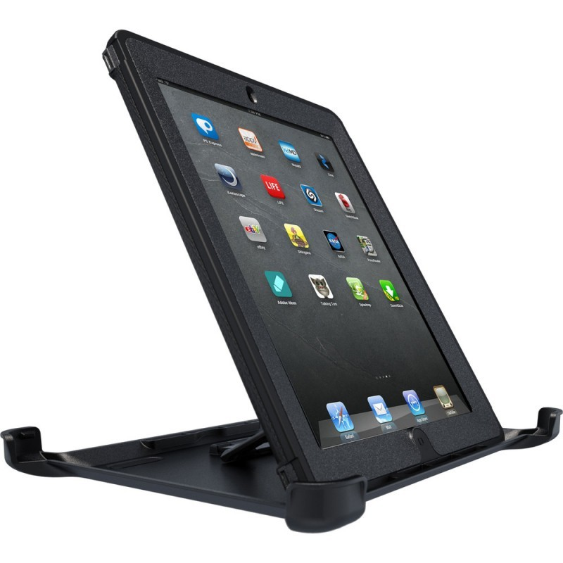 Otterbox Defender iPad 2 / 3 / 4 Black