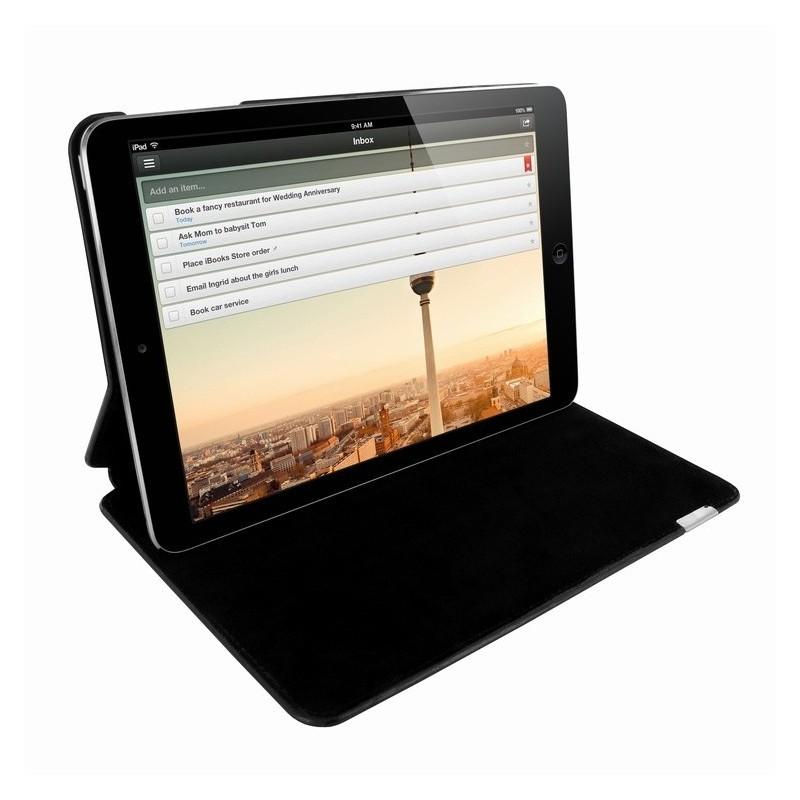 Piel Frama FramaSlim iPad mini 1/2/3 Swarovski zwart