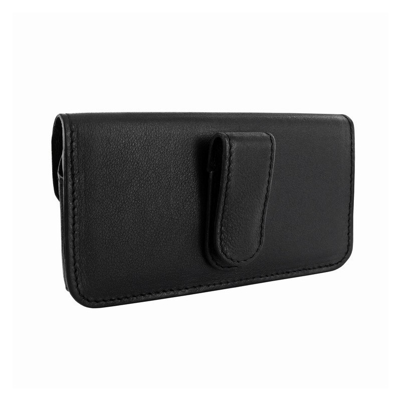 Piel Frama Horizontal iPhone 6(S)/7 zwart