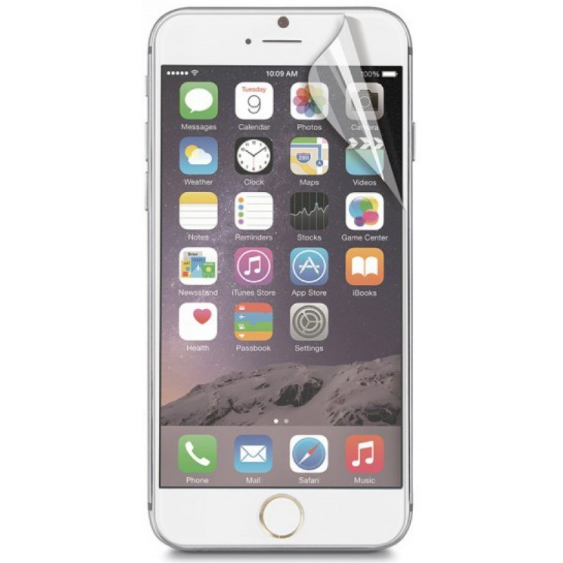 Muvit Screenprotector iPhone 6(S) Plus mat / anti-transparant (2 stuks)