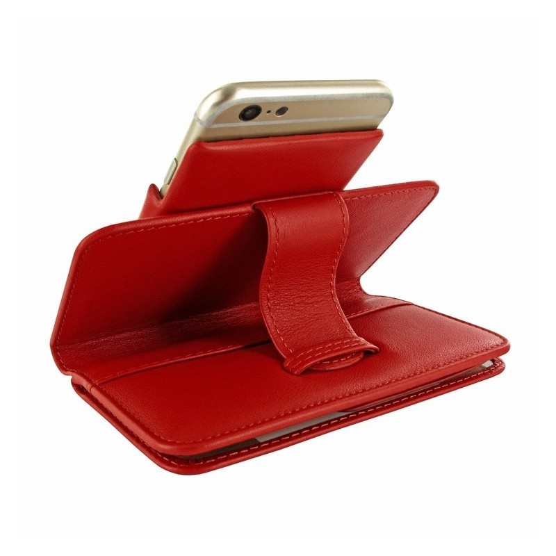 Piel Frama Wallet iPhone 6(S) rood