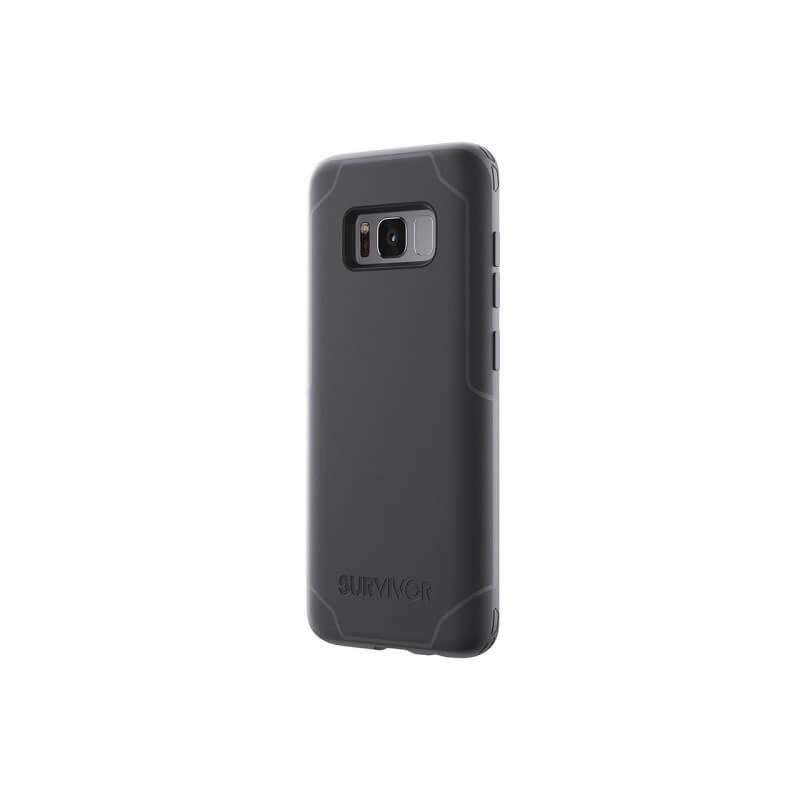 Griffin Survivor Strong Galaxy S8 zwart