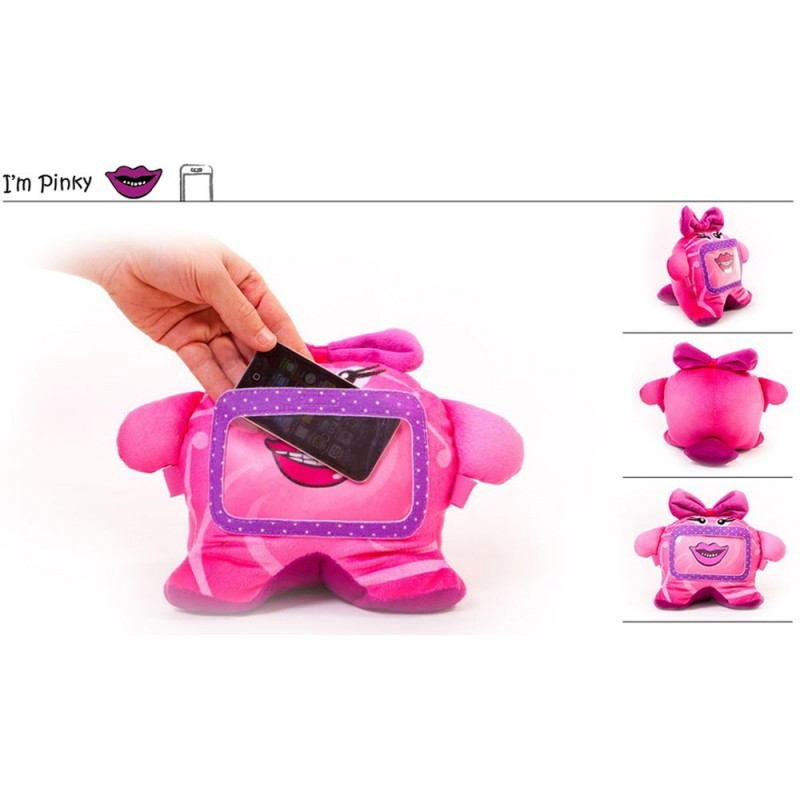 Wise-Pet Smartphone Pinky