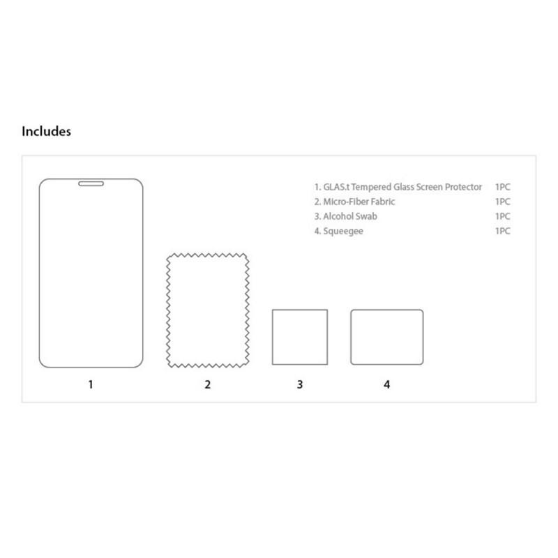 Spigen GLAS.t Samsung Galaxy Note 1 Screen Protector