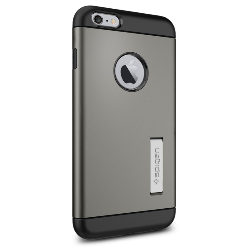 Spigen Slim Armor iPhone 6(S) Plus Gunmetal