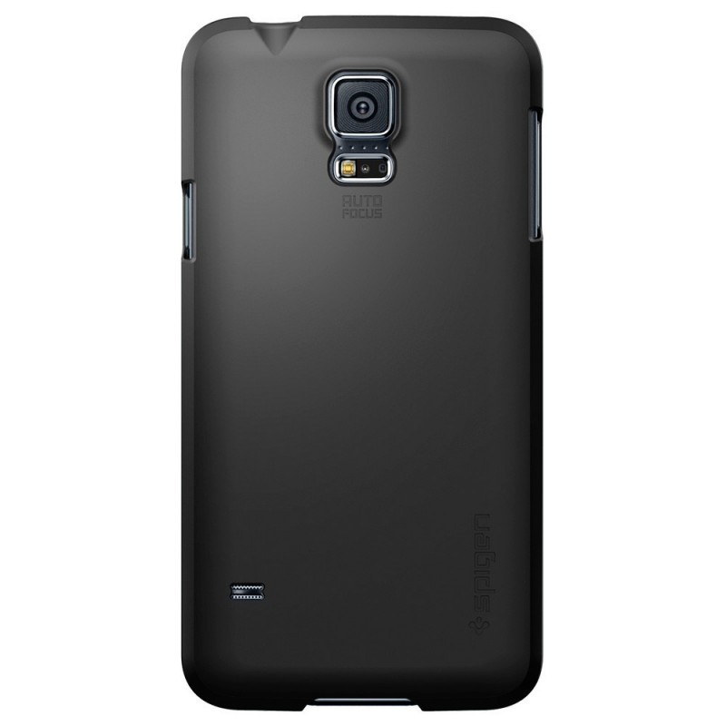 Spigen Ultra Fit Samsung Galaxy S5 Smooth Black
