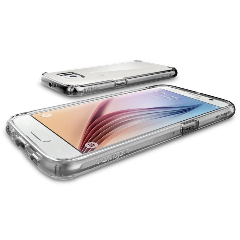 Spigen Ultra Hybrid Galaxy S6 Space Crystal