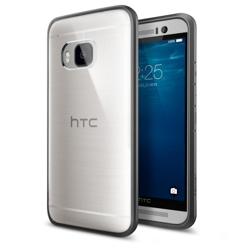 Spigen Ultra Hybrid HTC One M9 Gunmetal