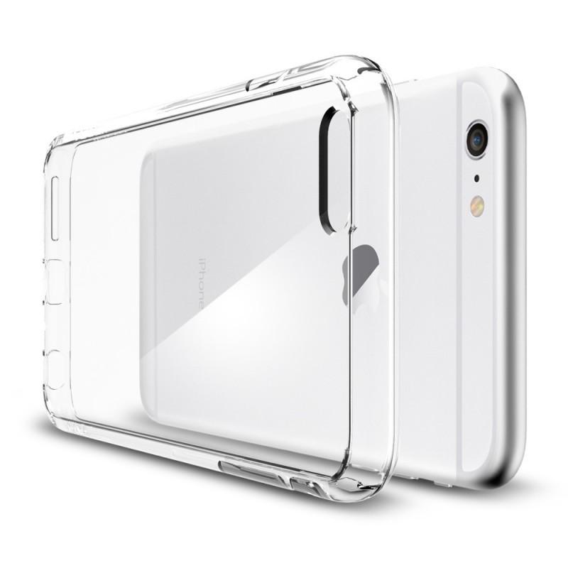 Spigen Ultra Hybrid iPhone 6(S) Plus Crystal Clear