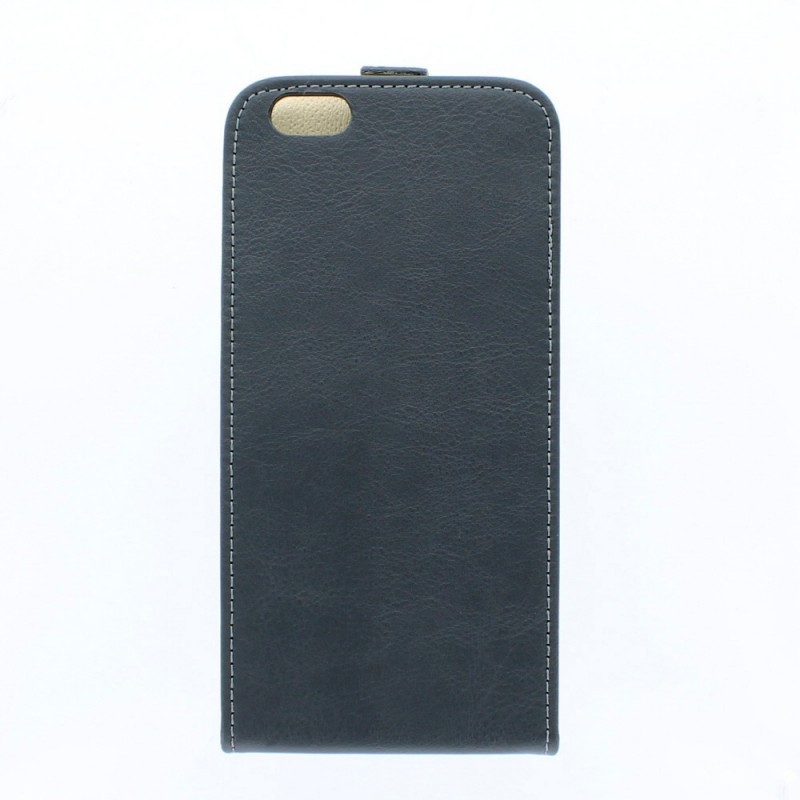 Eco iPhone 6 Plus / 6S Plus Flip Case Black