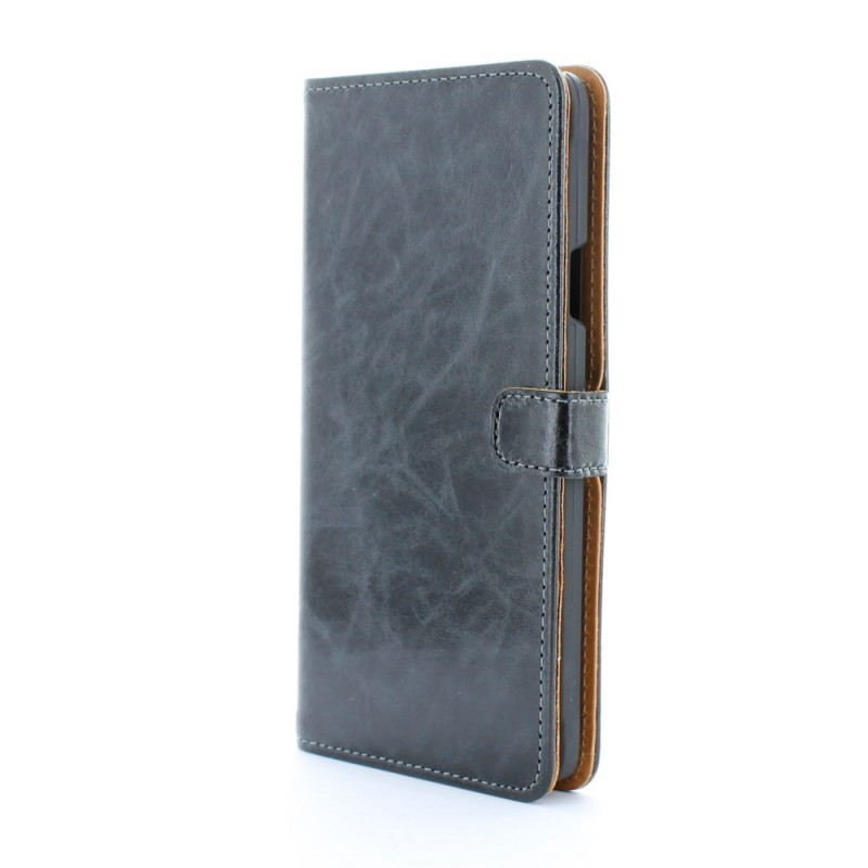 Milano CC Galaxy Note 4 Book Case Black