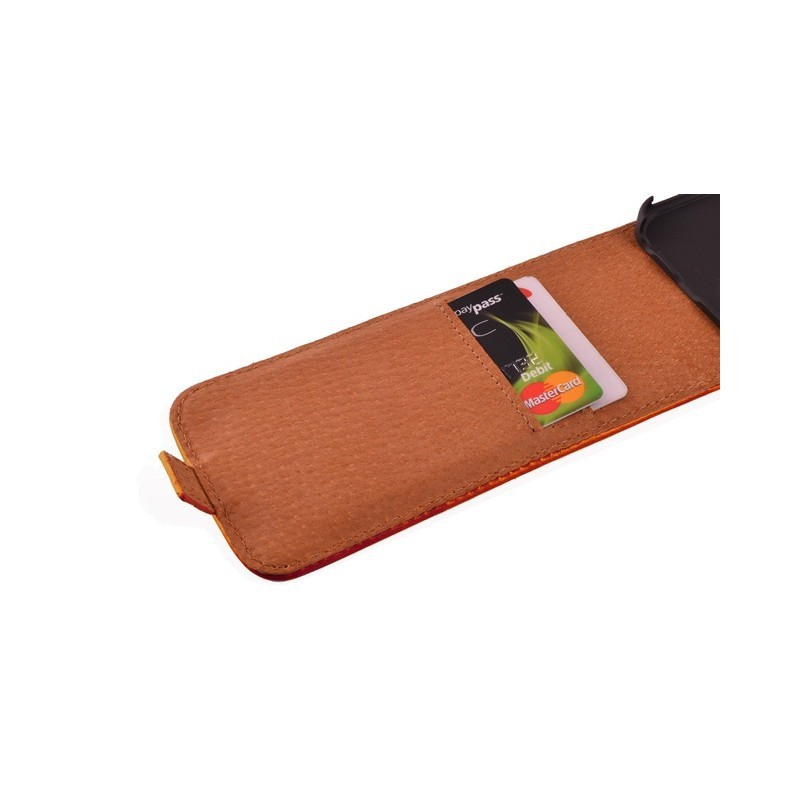 Toscana CC iPhone 6 / 6S Flip Case Coral