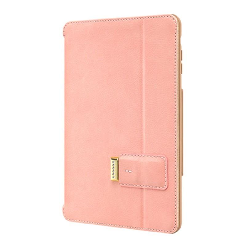 Pelle iPad mini 1 Swarovski Blossom Pink