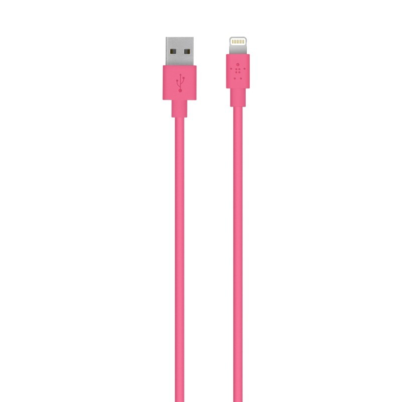 Lightning to USB Cable Pink