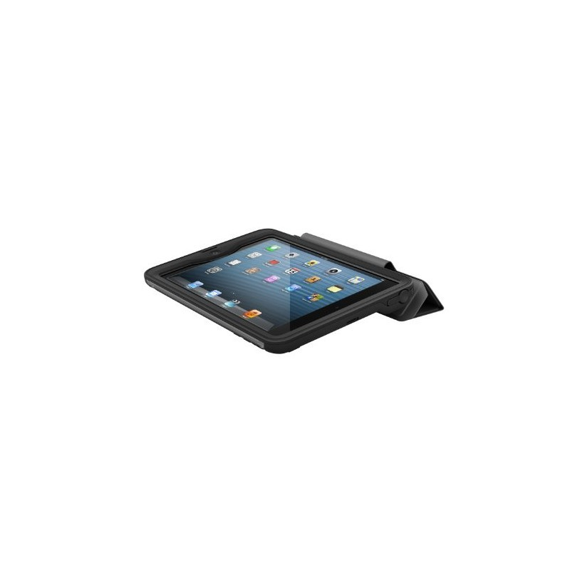 Lifeproof Nüüd Portfolio Cover + Stand iPad mini 1/2/3 zwart