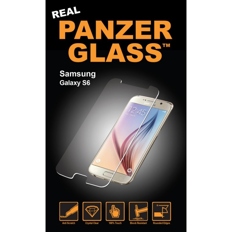 PanzerGlass Galaxy S6 Screenprotector