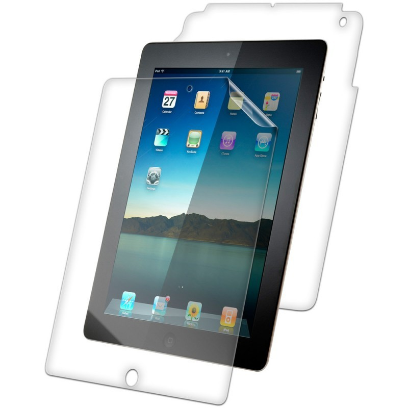 ZAGG invisibleSHIELD iPad 3 / 4 Full Body