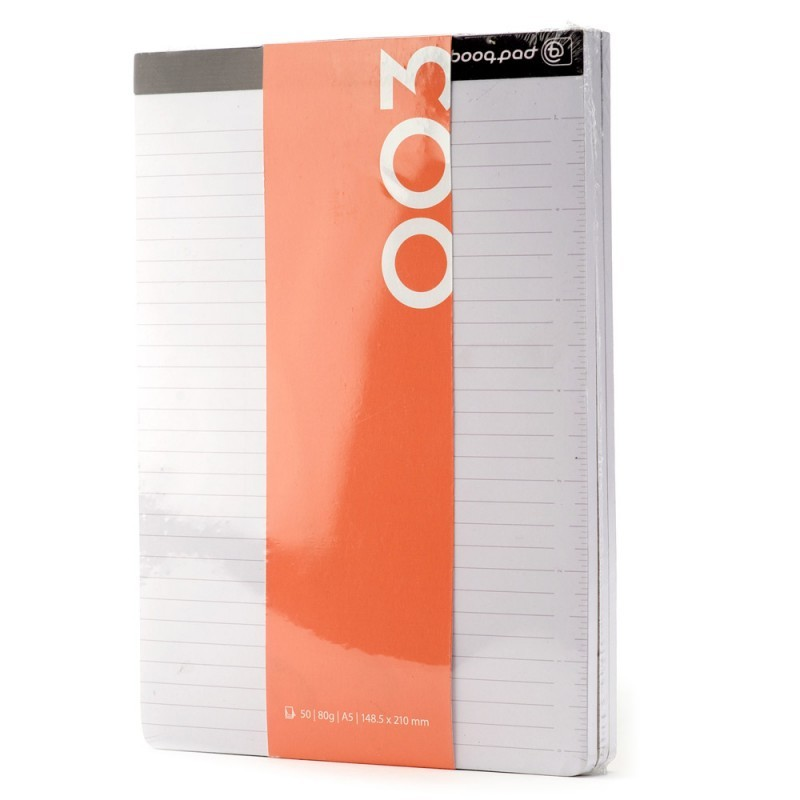 Booq Notepad for BooqPad iPad 2/3/4 College Ruled