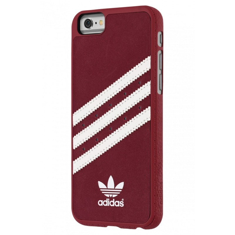 Adidas Moulded Case iPhone 6(S) rood/wit