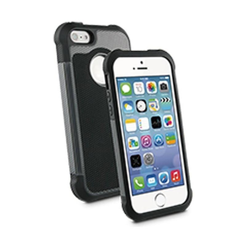 Muvit Anti-Shock Case iPhone 5(S)/SE zwart